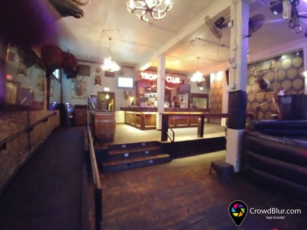 Trophy club bar